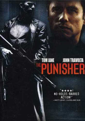 The Punisher [DVD] [2004]  [Region 1] [US Import] [NTSC] from Lions Gate Home Entertainment