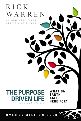 Purpose Driven Life: What on Earth Am I Here For? (The Purpose Driven Life) from Zondervan