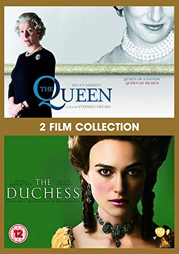 The Queen / The Duchess Double Pack [DVD] [2006] from 20th Century Fox Home Entertainment