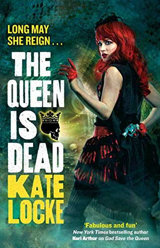 The Queen Is Dead: Book Two of the Immortal Empire: 2 from Orbit