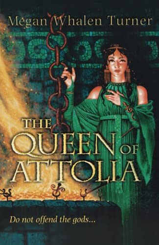 The Queen of Attolia from Collins Voyager