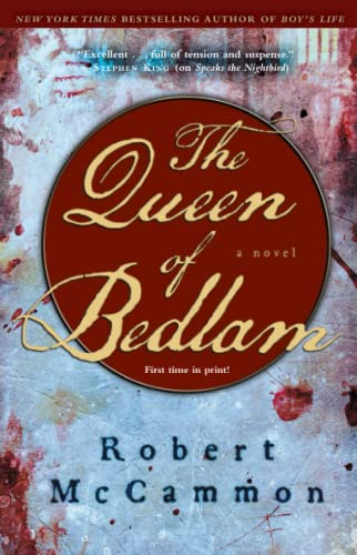 The Queen of Bedlam from Gallery Books