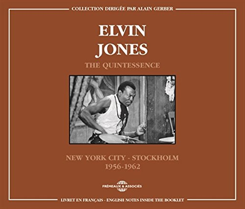 The Quintessence NYC-Stockholm 1956-62 (2CD)