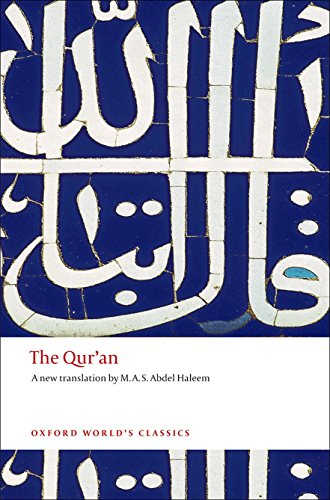 The Qur'an (Oxford World's Classics) from OUP Oxford