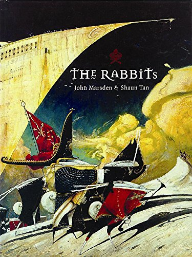 The Rabbits from Hodder Children's Books