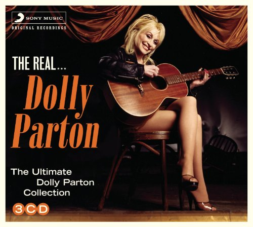 The Real... Dolly Parton from LEGACY RECORDINGS