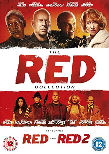 The Red Collection (Red/Red 2) [DVD] from ENTERTAINMENT ONE