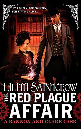 The Red Plague Affair: Bannon and Clare: Book Two from Orbit