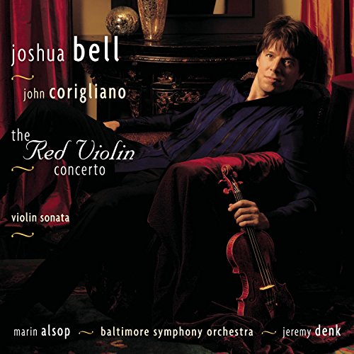 The Red Violin Concerto from SONY CLASSICAL