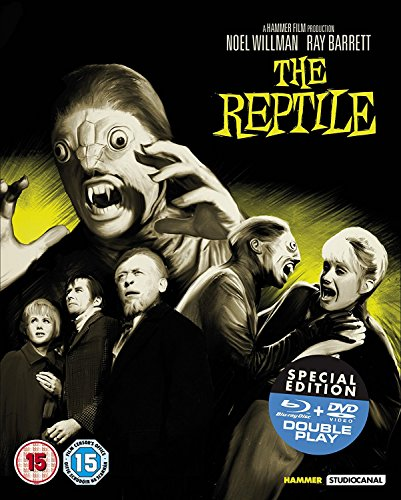 The Reptile (Blu-ray + DVD) [1966] from Studio Canal