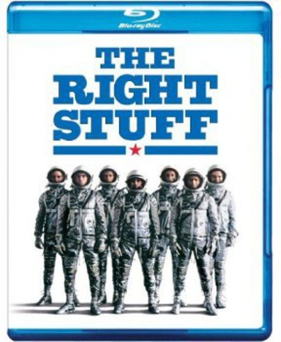 The Right Stuff [Blu-ray] [1983] [Region Free] from Warner Home Video