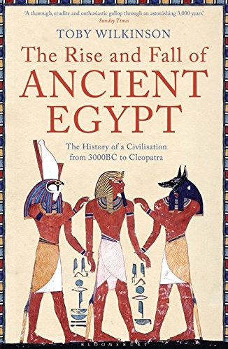 The Rise and Fall of Ancient Egypt from Bloomsbury Paperbacks