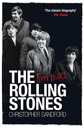 The Rolling Stones: Fifty Years from Simon & Schuster UK