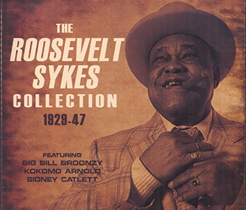The Roosevelt Sykes Collection, 1929-1947 from Acrobat