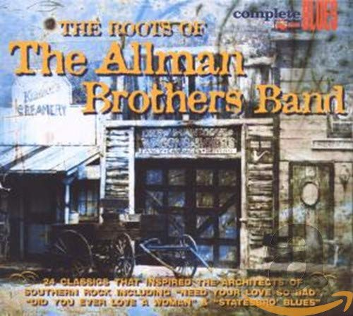 The Roots Of The Allman Brothers Band from COMPLETE BLUES