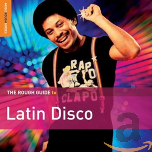 The Rough Guide to Latin Disco from Proper Music Brand Code