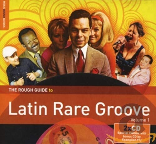 The Rough Guide to Latin Rare Groove (Volume 1) from Proper Music Brand Code