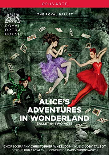 The Royal Ballet - Alice's Adventures In Wonderland [DVD] [2010] [NTSC] from Opus Arte