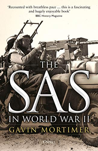 The SAS in World War II from Osprey Publishing