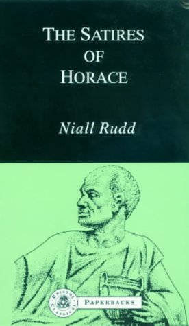 The Satires of Horace (Bristol Classical Paperbacks) from Bristol Classical Press