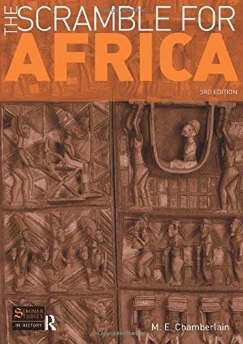 The Scramble for Africa (Seminar Studies In History) from Routledge