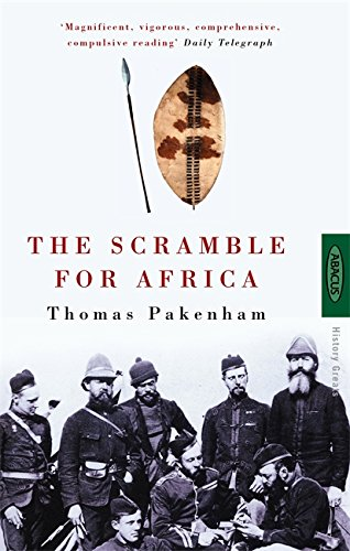 The Scramble for Africa from Abacus