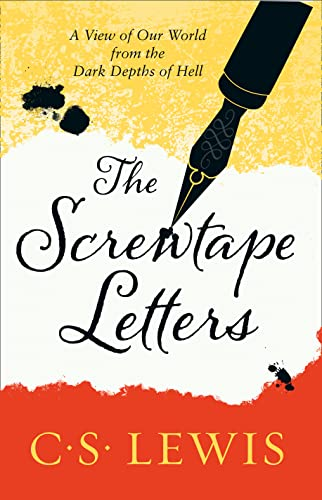 Screwtape Letters: Letters from a Senior to a Junior Devil (C. Lewis Signature Classic) (C. S. Lewis Signature Classic) from HarperCollins Publishers