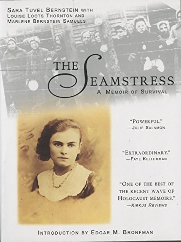 The Seamstress: A Memoir of Survival from Penguin Putnam Inc
