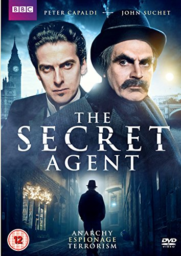 The Secret Agent BBC (1992) [DVD] from Spirit Entertainment Limited