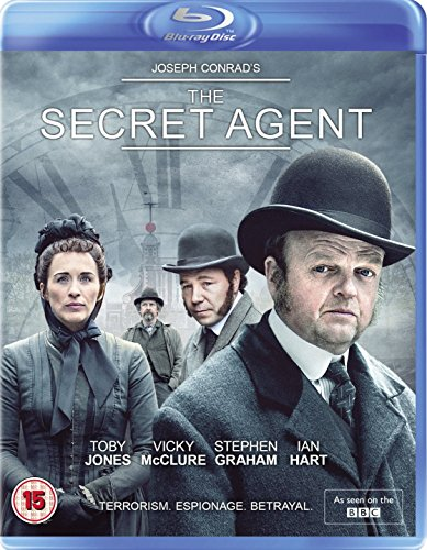 The Secret Agent [Blu-ray] from Spirit Entertainment Limited