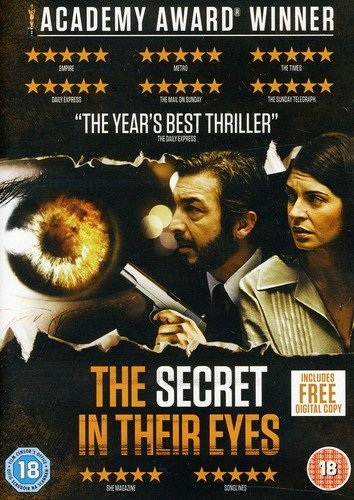 The Secret in Their Eyes [DVD] [2009] from Metrodome