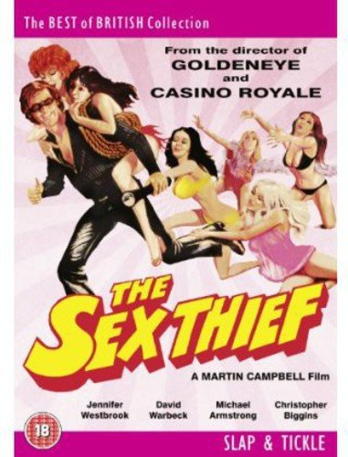 The Sex Thief [DVD] from Odeon Entertainment