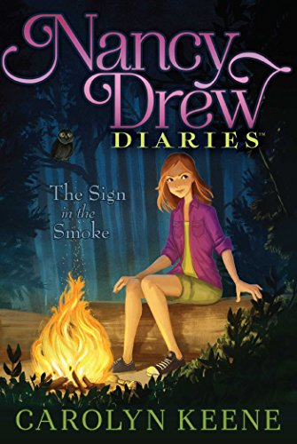 The Sign in the Smoke: 12 (Nancy Drew Diaries) from Aladdin Paperbacks