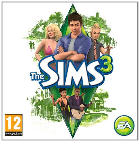 The Sims 3 (Nintendo 3DS) from Electronic Arts
