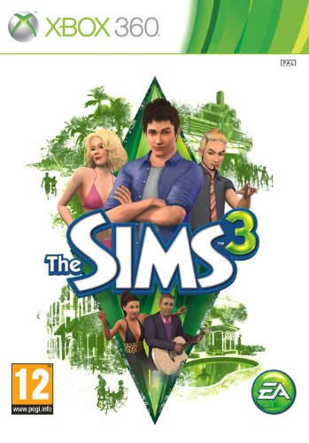 The Sims 3 (Xbox 360) from Electronic Arts