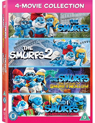 The Smurfs: Ultimate Collection [DVD] from Sony Pictures Home Entertainment