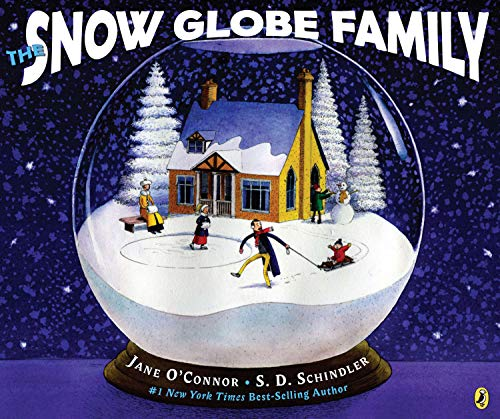 The Snow Globe Family from Puffin Books