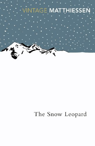 The Snow Leopard from Vintage Publishing