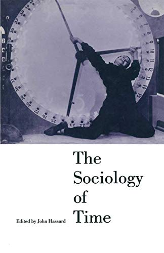 The Sociology of Time from Palgrave Macmillan