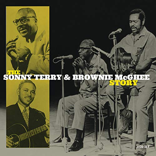 The Sonny Terry & Brownie McGhee Story from Proper Music Brand Code