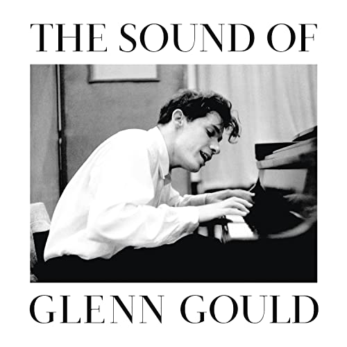 The Sound Of Glenn Gould from SONY CLASSICAL