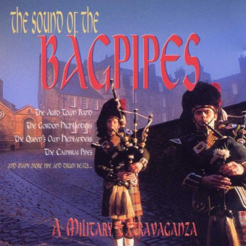 The Sound Of The Bagpipes: A MILITARY EXTRAVAGANZA from SH123