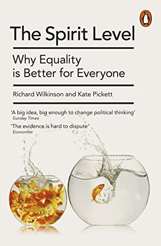 The Spirit Level: Why Equality is Better for Everyone from Penguin