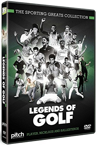 The Sporting Greats Collection: Legends of Golf - Player, Nicklaus & Ballesteros [DVD] from History Channel