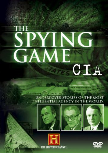 The Spying Game - CIA [DVD] from History Channel