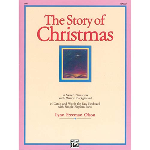 The Story of Christmas from Alfred Music