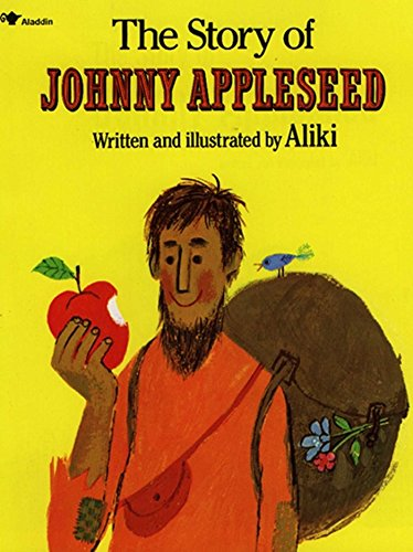 The Story of Johnny Appleseed from Aladdin Paperbacks