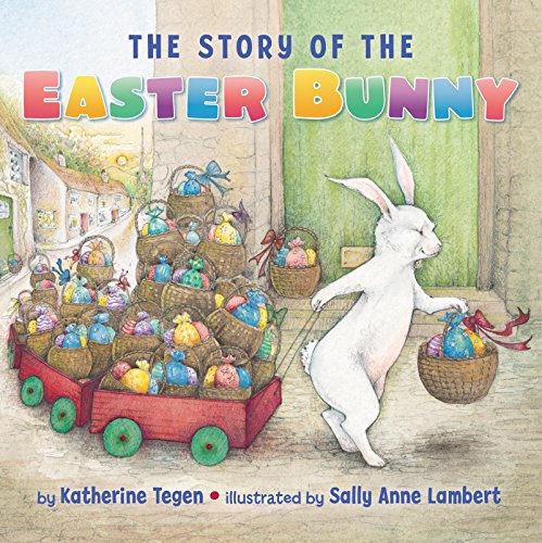 The Story of the Easter Bunny Board Book from HarperFestival
