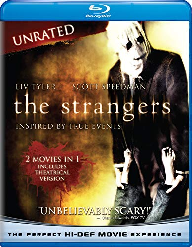 The Strangers [Blu-ray] [2008] [US Import] from Universal Home Video