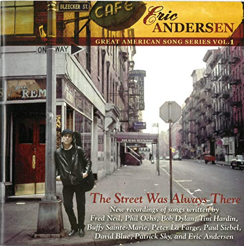 The Street Was Always There from Andersen, Eric